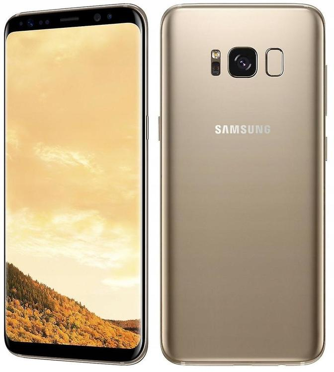 Samsung s8 Plus 64Gb Guld- Gott skick