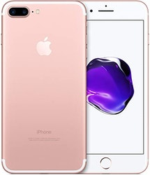 iPhone 7 Plus 32GB Rosa - Normalt slitage