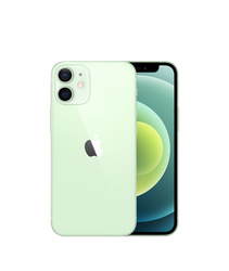 iPhone 12 Mini 64GB Grön - Helt ny