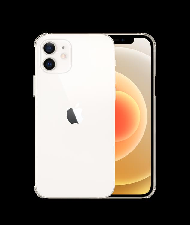 iPhone 12 64GB Vit - Helt ny