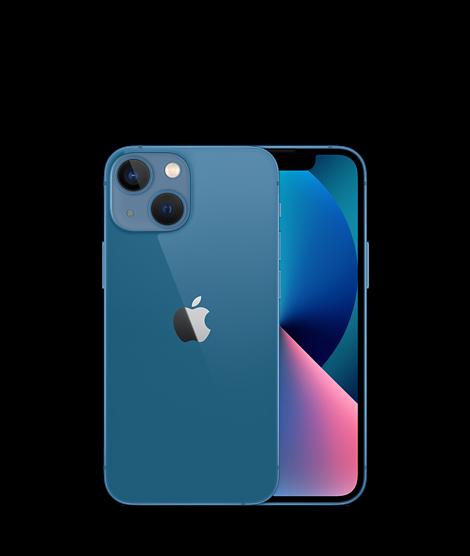 iPhone 13 Mini 128GB Blå - Helt ny