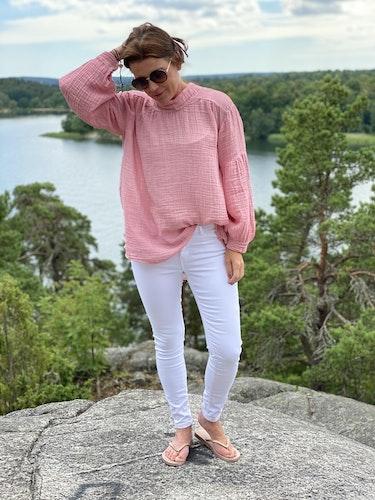 Blus Vaxholm Rosa