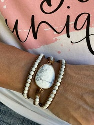 Armband i Boho style