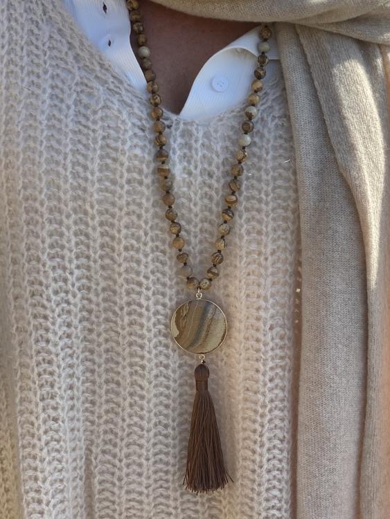 Boho halsband Stentofs
