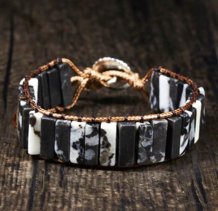 Vintage armband sten