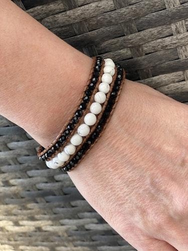 Black & White Armband