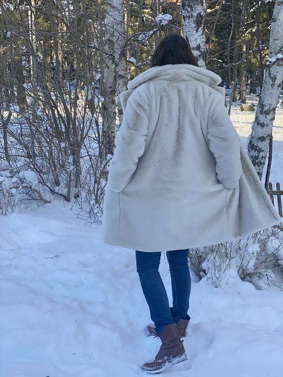 Vinterjacka Snow