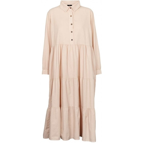 Manchester rosa maxi dress