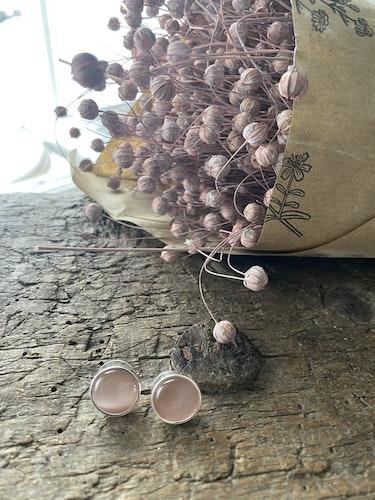 Örhänge rosa