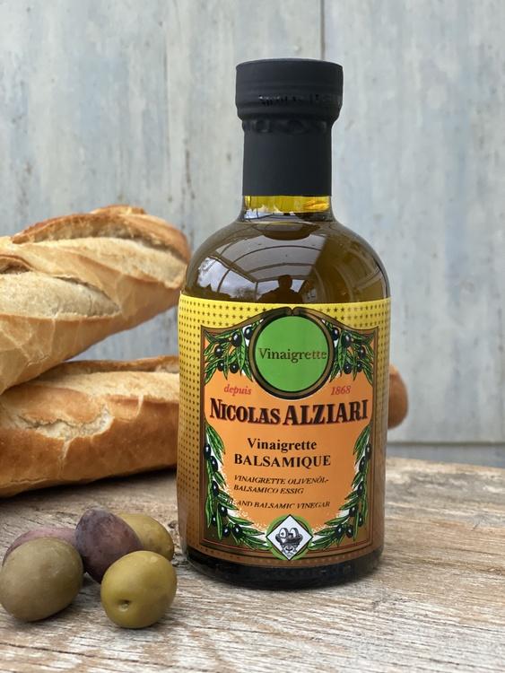 Nicolas Alziari BALSAMIC Vinigrette