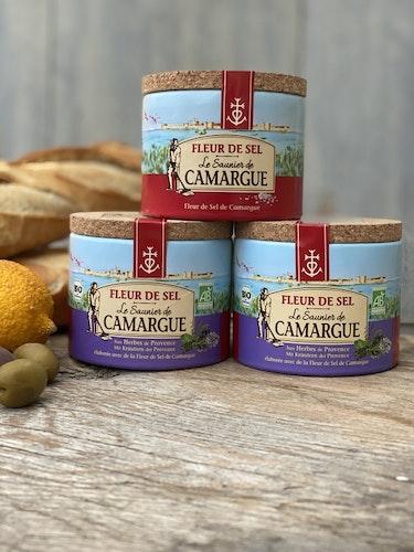 Le Saunier de Camargue salt
