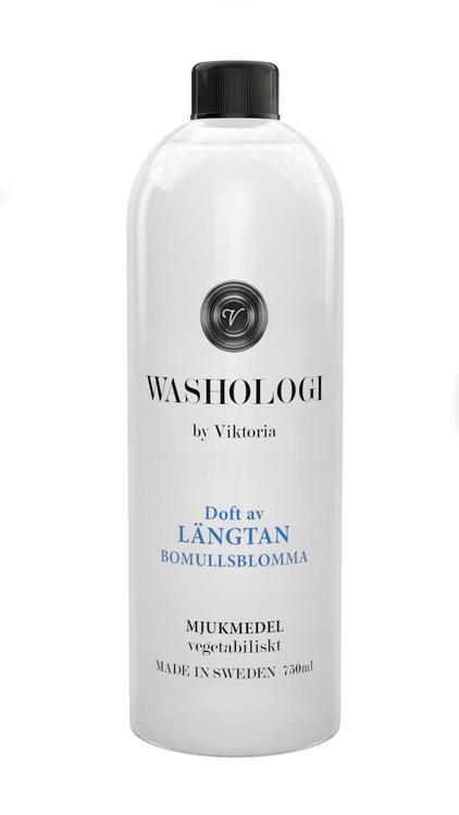 WASHOLOGI tvättmedel/ mjukmedel