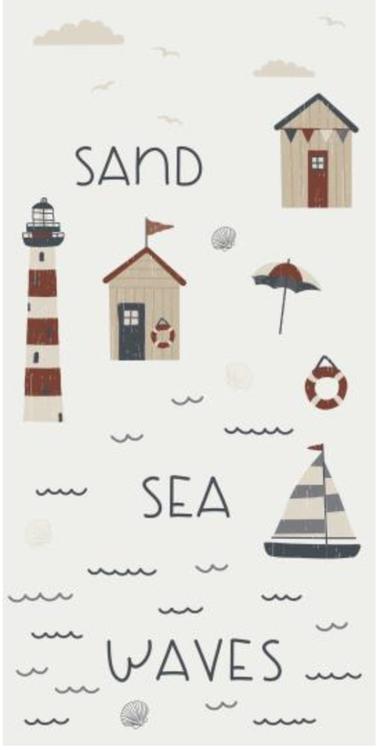 Servett sea sand waves
