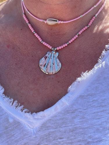 Handgjord halsband från Bali