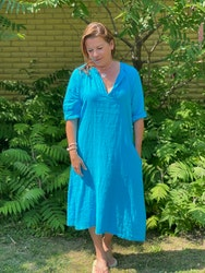 Tunika klänning Lilly plain