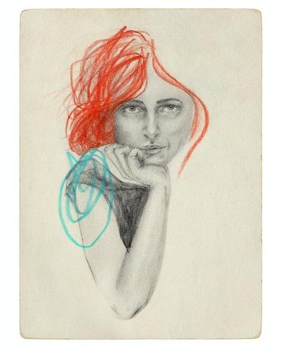 Artprint serie The Sense av Angela Svedberg