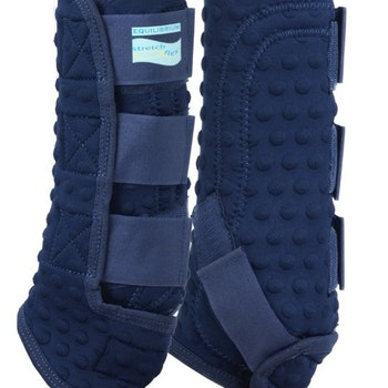 Stretch and Flex Training Wraps Equilibrium (navy)