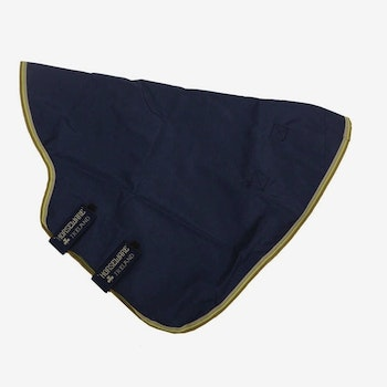 Rambo Optimo Stable Hals 200g fyll - NAVY/BEIGE LARGE