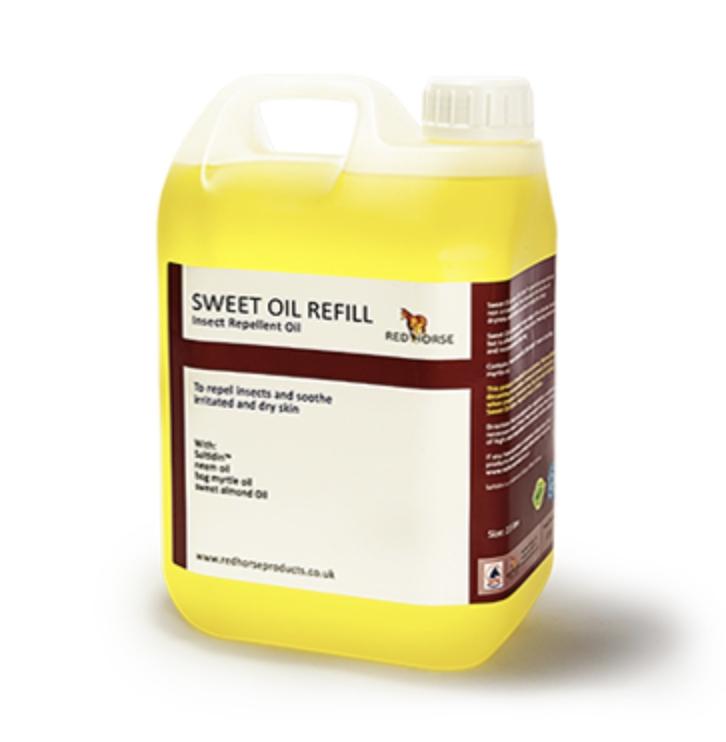 Sweet Oil 2,5 liter Refill