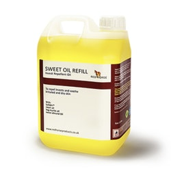 Sweet Oil 2,5 liter Refill