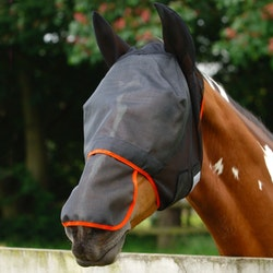 New Field Relief Fly Mask Max i (sort)
