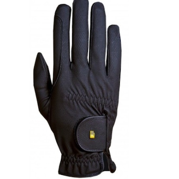 Roeckl-Grip Vesta Winter ridehansker i sort