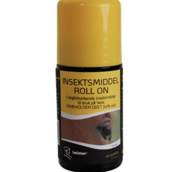 Insektmiddel Roll On 50ml Heimer