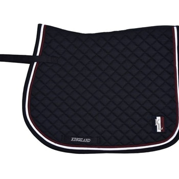 Kingsland Classic Jumping Saddle Pad (navy)