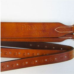 Atelier Pravins Wide stirrup leather (stigbøylereimer)