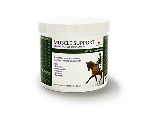 Muscle Support fra Red Horse