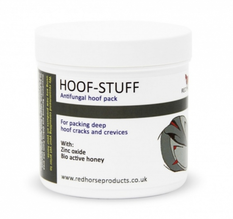 Hoof-Stuff 190ml fra Red Horse