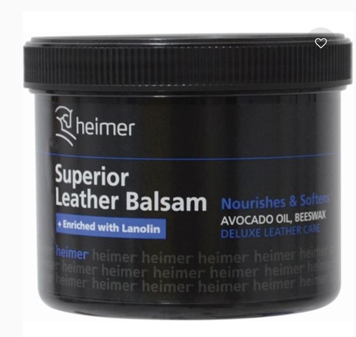 SUPERIOR LEATHER BALSAM