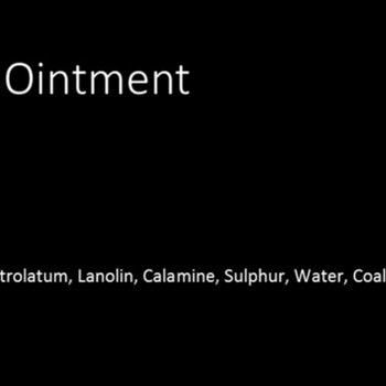 Skin Ointment