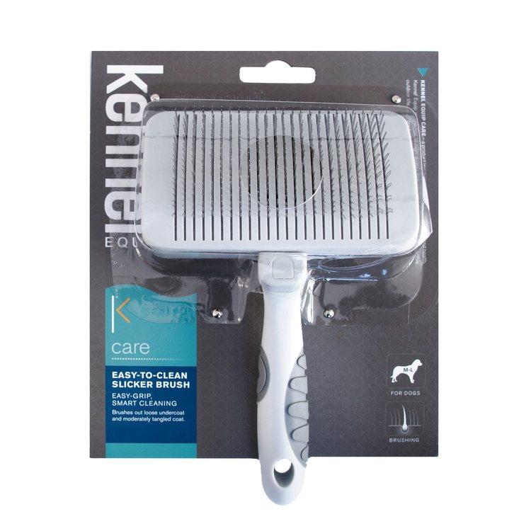 Easy-to-clean slicker brush M