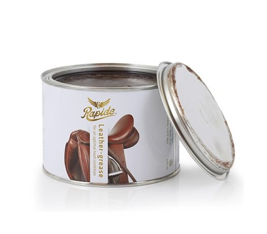 Leather grease brown