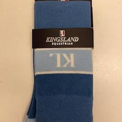 Kingsland DEVON UNISEX COOLMAX KNEE SOCKS Kentucky blue