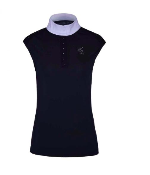 Olivetta Stevneskjorte uten Ermer til Damer