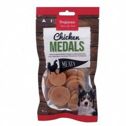 Chicken Medals 80g