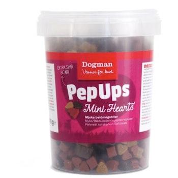 Pep Ups Mini Hearts 300g