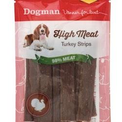 High meat Turkey strips