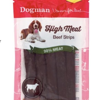 High meat Beef Strips