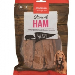 Slices of Ham 300g - Dogman