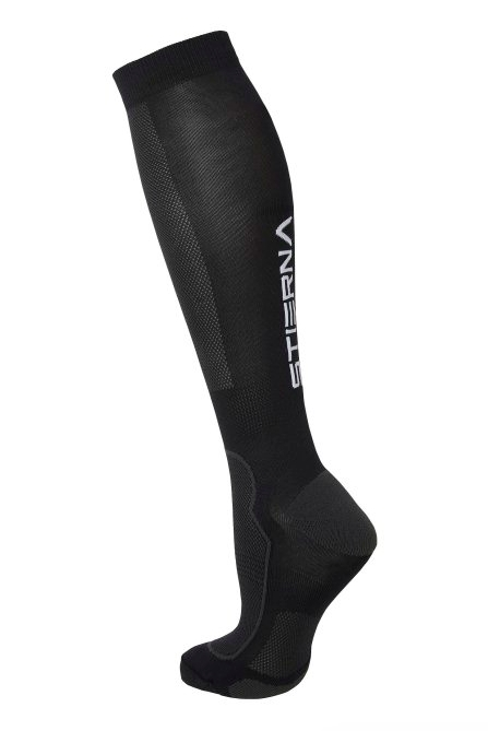 Winter Riding Socks fra Stierna i sort