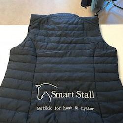 Brodering på ryggen (jakke, vester, gensere)