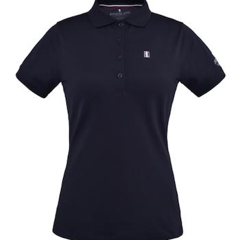Classic pique polo-skjorte til dame fra Kingsland