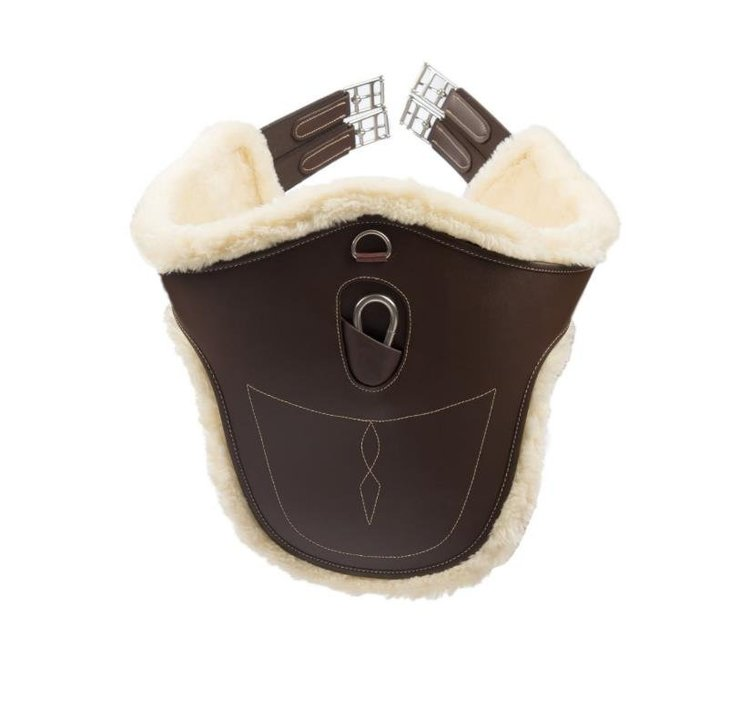 Kentucky Horsewear Sheepskin Stud girth