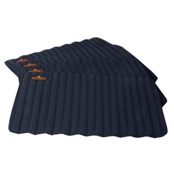KENTUCKY ABSORB LEG WRAPS 4-PK - NAVY
