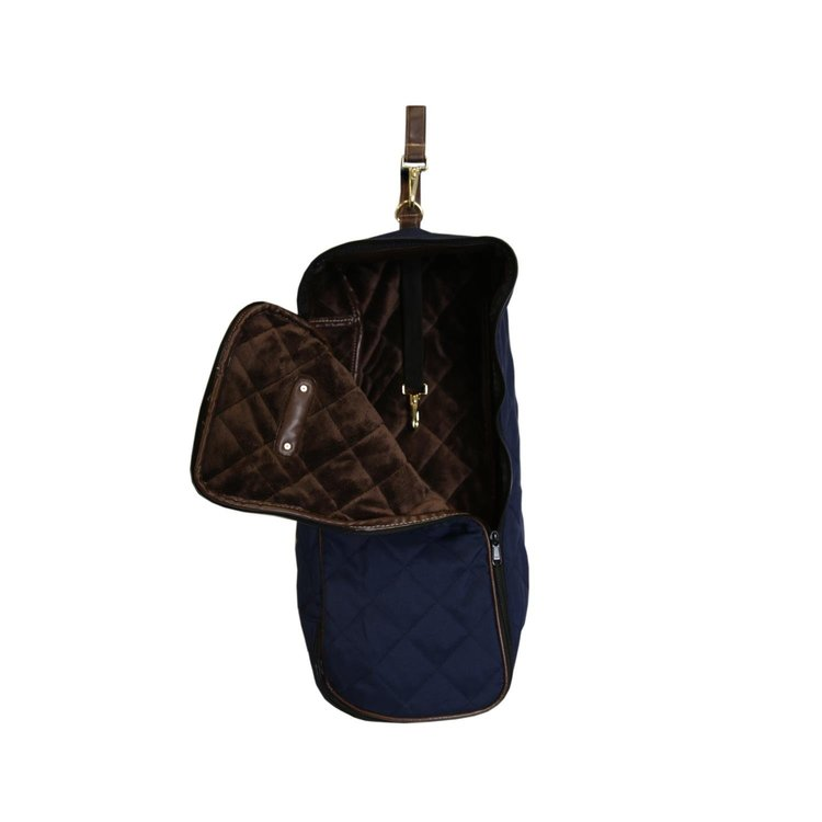 KENTUCKY BRIDLE BAG NAVY