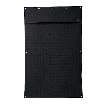 KENTUCKY STABLE CURTAIN BLACK