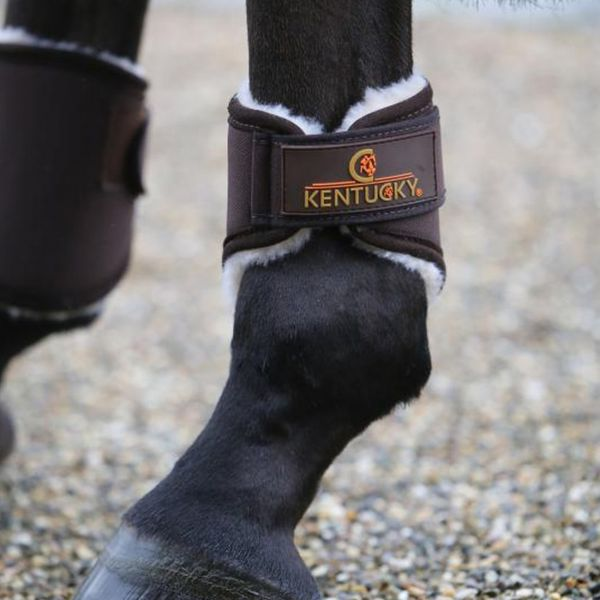 Kentucky Solimbra Turnout Boots Short Back